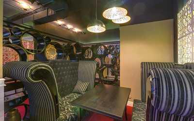 Банкетный зал ресторана Дуслык в Крупском улица фото 3