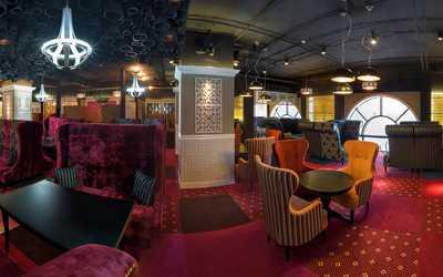 Банкетный зал ресторана Дуслык в Крупском улица фото 1