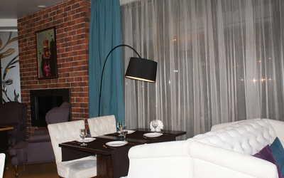 Банкетный зал ресторана Шиколат в 50-летиях Октября фото 1