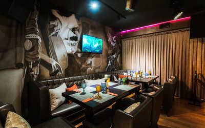 Банкетный зал караоке клуб, кафе, ресторана Speak Easy на улице Чернышевского фото 2