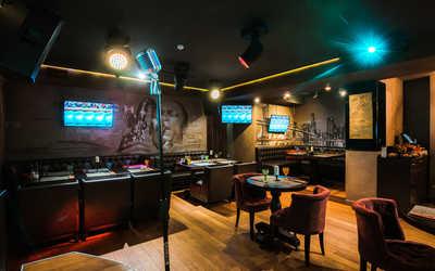 Банкетный зал караоке клуб, кафе, ресторана Speak Easy на улице Чернышевского фото 3