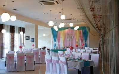 Банкетный зал кафе, ресторана Соленый & Зефир на улице Лермонтова фото 1