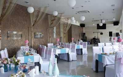 Банкетный зал кафе, ресторана Соленый & Зефир на улице Лермонтова фото 3