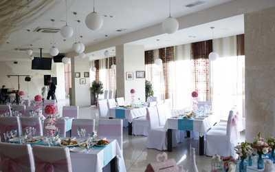 Банкетный зал кафе, ресторана Соленый & Зефир на улице Лермонтова фото 2