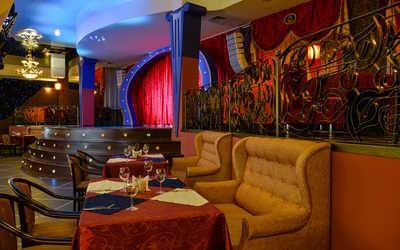 Банкетный зал кафе, ресторана Пьер на улице Конева фото 1