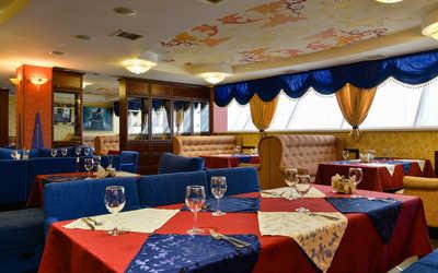Банкетный зал кафе, ресторана Пьер на улице Конева фото 3