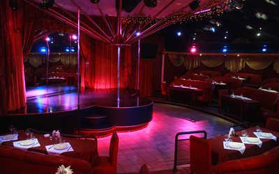 Банкетный зал караоке клуб, ночного клуба Шатёр на улице Лукашевича фото 1