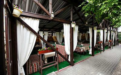 Банкетный зал кафе Зеленое на Коммунистической улице фото 3