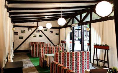 Банкетный зал кафе Зеленое на Коммунистической улице фото 2