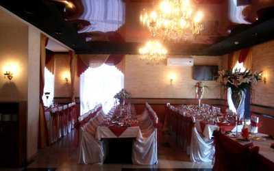 Банкетный зал кафе, ресторана Престиж на улице Пугачева фото 1