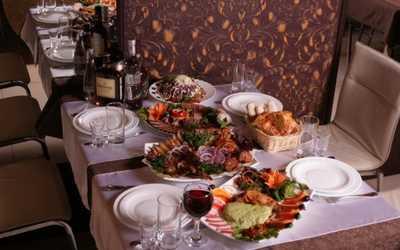 Банкетный зал кафе Аракс на Менделеевой улице фото 1