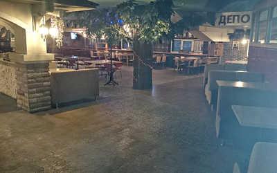 Банкетный зал кафе Бульвар на Менделеевой улице фото 3