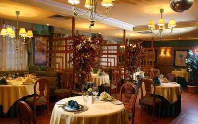 Банкетный зал ресторана Эрнест на улице Космонавта Беляева фото 1