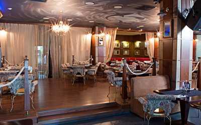 Банкетный зал кафе, ресторана Форт Гранд на улице Мира