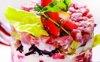 Меню ресторана Пармезан (Parmesan) на Комсомольском проспекте фото 3