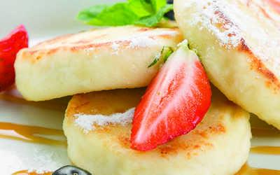 Меню ресторана Пармезан (Parmesan) на Комсомольском проспекте фото 2