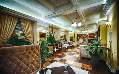 Банкетный зал ресторана Parmesan на Комсомольском проспекте фото 3