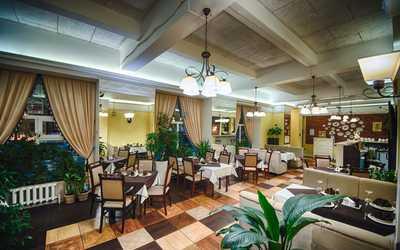 Банкетный зал ресторана Parmesan на Комсомольском проспекте фото 1