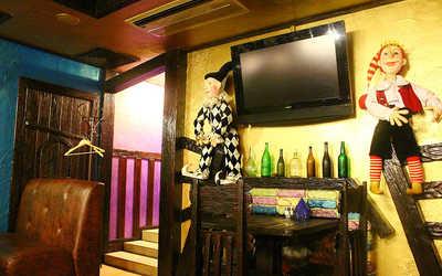 Банкетный зал кафе Длинный нос на Комсомольском проспекте фото 2