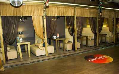 Банкетный зал кафе, ночного клуба, ресторана La Luna 4 seasons на улице Пушкина