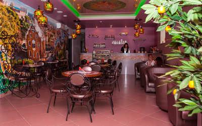 Банкетный зал кафе IBERIA на Петропавловской улице фото 1