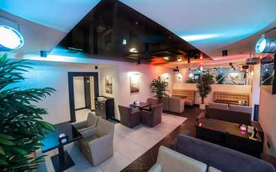 Банкетный зал кафе Lounge-cafe на улице Ленина фото 3