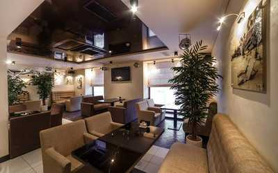 Банкетный зал бара, кафе, ресторана Lounge-cafe на улице Ленина