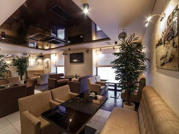 Lounge cafe (Лаунж кафе)