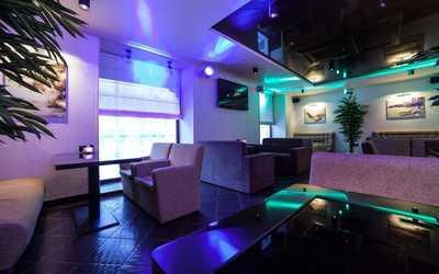 Банкетный зал кафе Lounge-cafe на улице Ленина