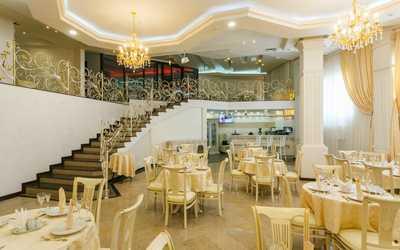Банкетный зал ресторана Лондон на Краснознаменской улице
