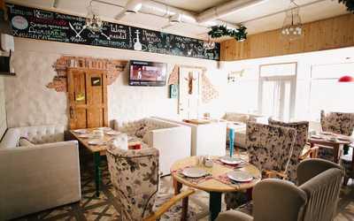 Банкетный зал кафе Shabash (Шабаш) в 62-й Армии набережная фото 1