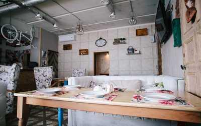 Банкетный зал кафе Shabash (Шабаш) в 62-й Армии набережная фото 3