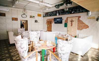 Банкетный зал кафе Shabash (Шабаш) в 62-й Армии набережная фото 2
