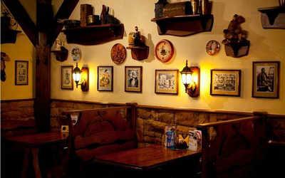 Банкетный зал бара, пивного ресторана Бочка на Советской улице