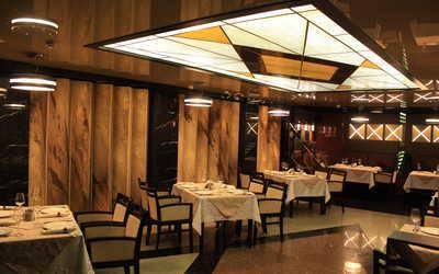 Банкетный зал ресторана Ричард на Комсомольском проспекте фото 1