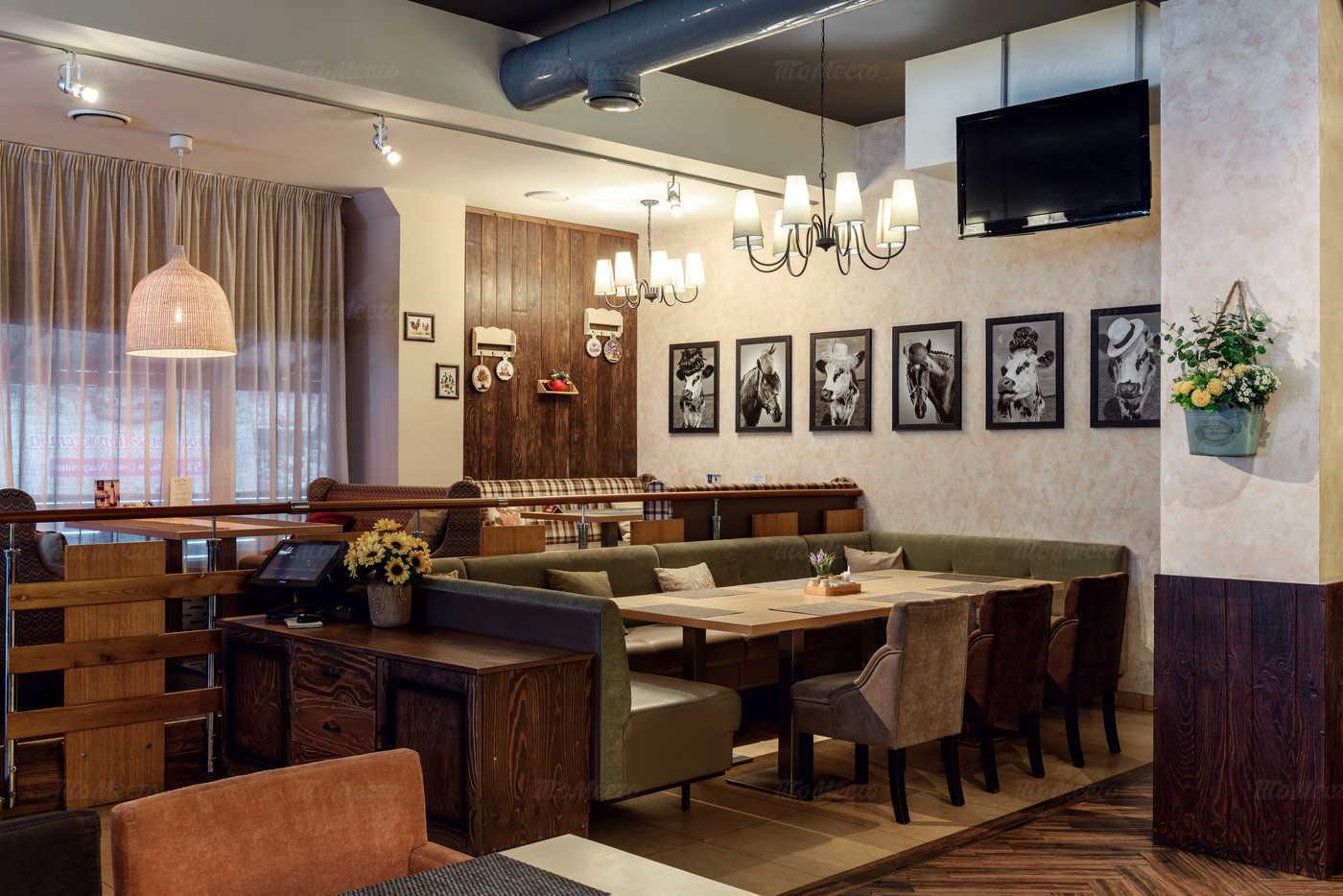 Кафе Фазенда на проспекте имени газеты Красноярский Рабочий фото 2