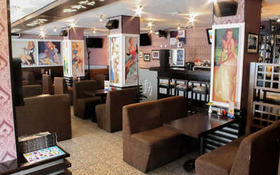 Банкетный зал паба Япона Pub на улице 22 Партсъезда фото 1