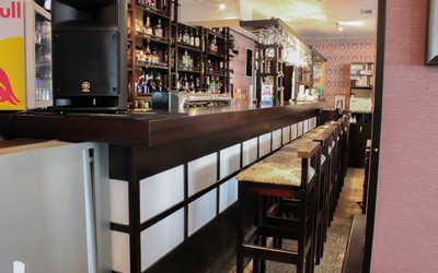 Банкетный зал паба Япона Pub на улице 22 Партсъезда фото 2