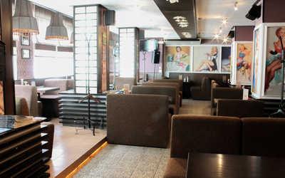 Банкетный зал паба Япона Pub на улице 22 Партсъезда фото 3