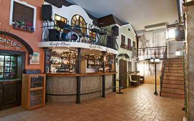 Банкетный зал ресторана Старый город на Пушкинской улице фото 1