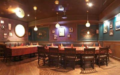 Банкетный зал ресторана Босфор на Никитинской улице фото 3