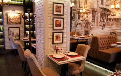 Банкетный зал ресторана Бисквит (Biscuit) на проспекте Революции фото 2