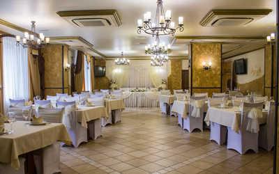 Банкетный зал ресторана Айвенго на Ленинском проспекте фото 2