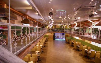 Банкетный зал ресторана Мангал Хаус На ул. Антоновой-Овсеенко фото 1