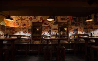 Банкетный зал бара Бардак (BarDuck) на Плехановской фото 3