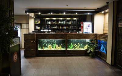 Банкетный зал ресторана Японский квартал на бульваре Победы фото 3
