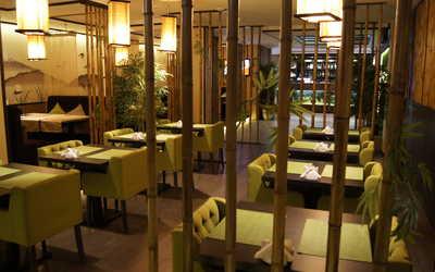 Банкетный зал ресторана Японский квартал на бульваре Победы фото 2
