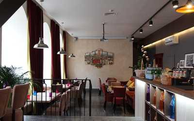 Банкетный зал ресторана Toscana Grill в набережной канале Грибоедовой