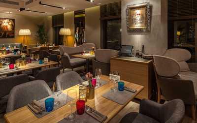 Банкетный зал ресторана Chicha на Новинском бульваре фото 2