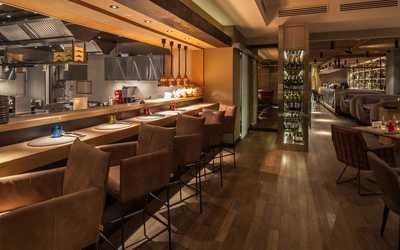 Банкетный зал ресторана Chicha на Новинском бульваре фото 1